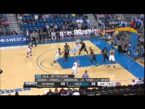 Kyle Anderson, UCLA vs. Colorado