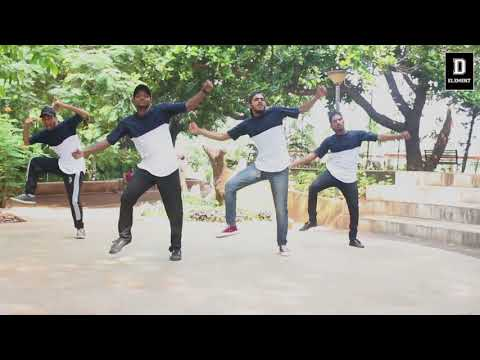 Bazanji - Fed Up | DANCE | D-ELEMENT DANCE CO | ATUL INGLE CHOREOGRAPHY |