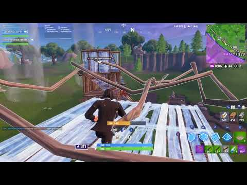 240 FPS Macbook Fortnite Gameplay