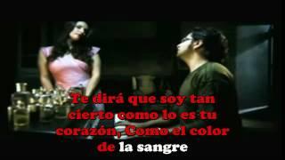 Color de la Sangre - Alex Campos (Pista - Karaoke)