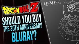 SHOULD YOU BUY the Dragon Ball Z 30th Anniversary Blu Ray?