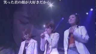 """2002年、松室麻衣、卒業。 歌詞を入れてみました。 (dream live 2002""""P..."""
