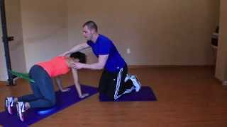 Hip Joint Mobilization (self-administered)