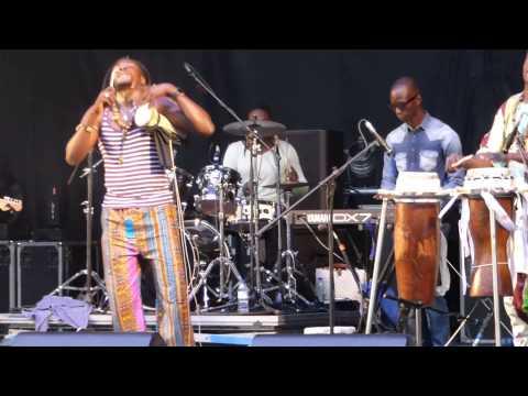 Mark Ernestus' Ndagga Rhythm Force (Serralves em Festa, Porto, 31 Maio 2015)