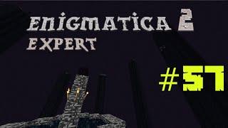 Minecraft 1.12.2 Enigmatica 2 Expert Mode Skyblock #57 W poszukiwaniu Draconium
