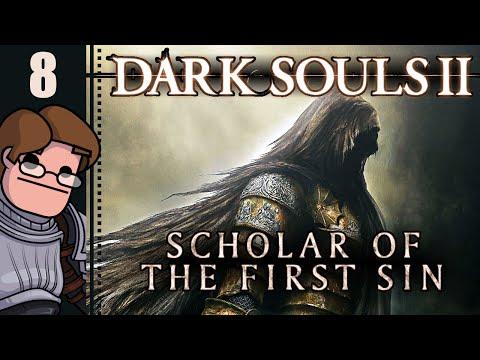 Dark Souls II: Scholar of the First Sin Part 8 - Heide Tower Dragon, Old Dragonslayer