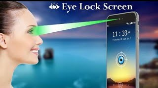 Best eyes 👀 screen lock prank app