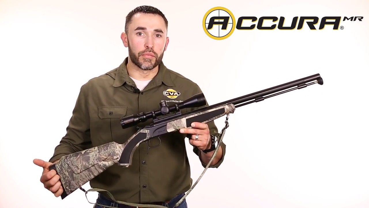 Review of CVA Accura MR Muzzleloader with Jason Sebo