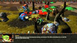 Warcraft 3: Jeopardy for the Horde 07 - Crossing Paths