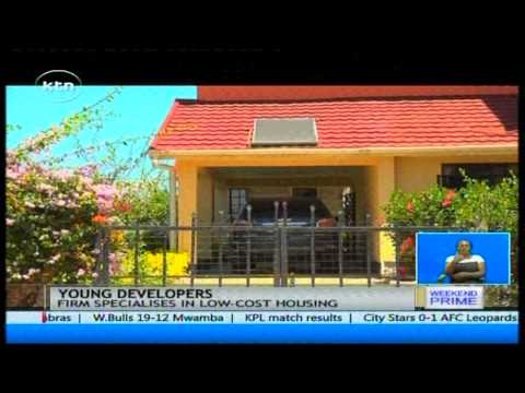 Young real estate developers sell off houses at pocket frien