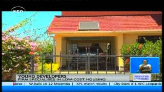 Young real estate developers sell off houses at pocket friendly rates.