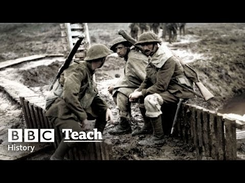 Life as an officer in WW1 | History  - I Was There: The Great War Interviews