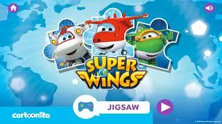 Super Wings Jigsaw (Супер крылья пазлы)