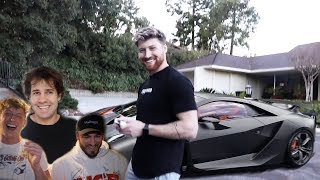 BUYING MY DREAM CAR (LAMBORGHINI BABY!!!)