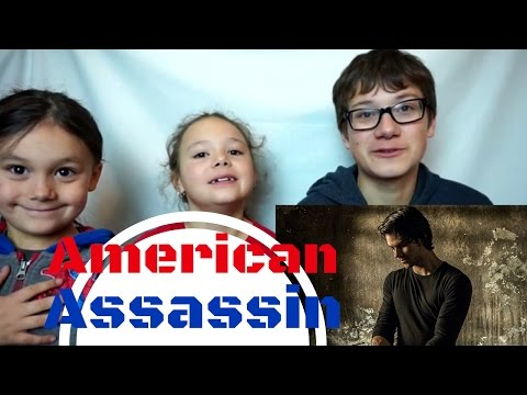 Thumbnail: AMERICAN ASSASSIN Official Trailer Reaction!!!