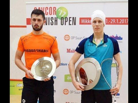 Savcor Finnish Open 2018 Semifinals