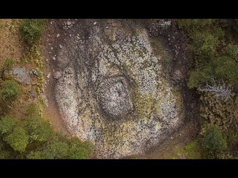 Aztec stone SHOCK Unearthed ancient structure is depiction of UNIVERSE, experts say