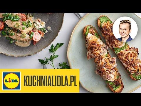 Schab Na Dwa Sposoby Karol Okrasa Przepisy Kuchni Lidla Youtube