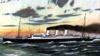 s.s. Cap Trafalgar, Hamburg- Sued, The Interior