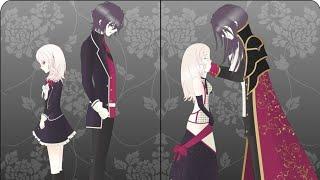 Diabolik Lovers- Reiji × Yui (Safe and Sound)