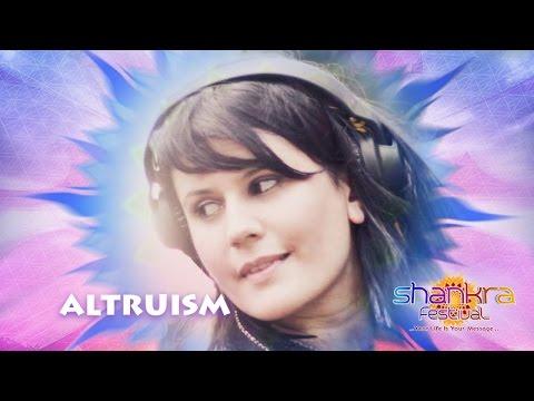 Altruism - A Message to Shankra Festival 2016