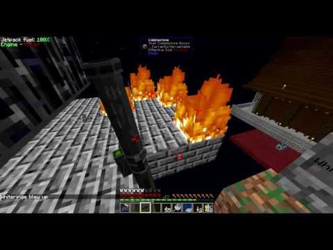 FTB Infinity Skyblock E24 | Dragon, draconium and death!