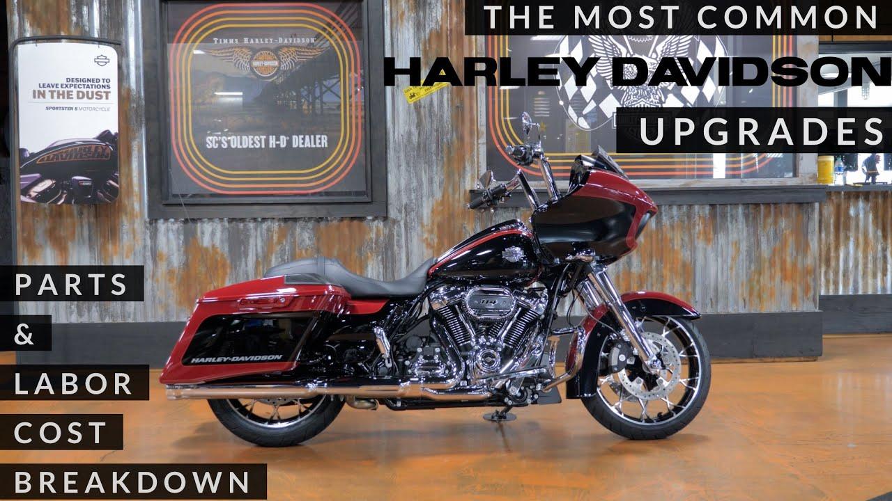 2021 Harley Davidson Road Glide Special FLTRXS   BUILD & TEST RIDE