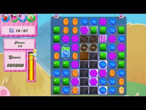 Candy Crush Saga Level 2916 NO BOOSTERS