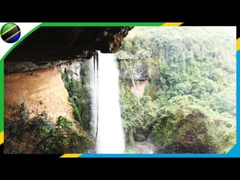 Kapologwe Waterfall in Mbeya - Tanzania