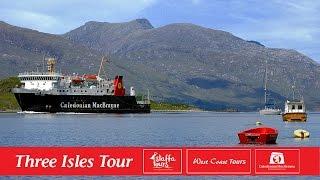 Gambar cover Three Isles Tour