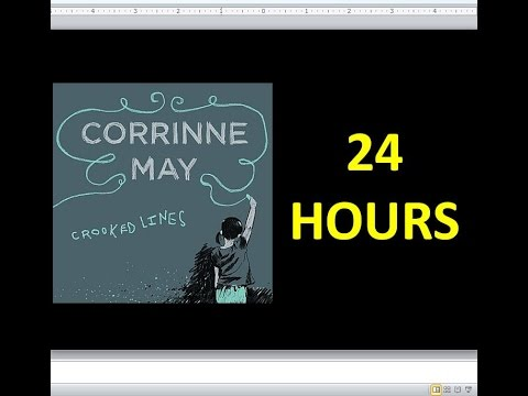Corrinne May  24 Hours Lyrics