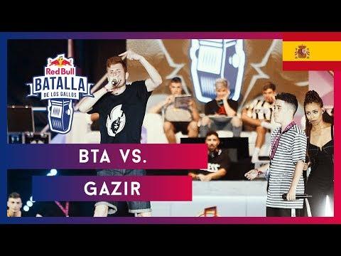 BTA vs GAZIR