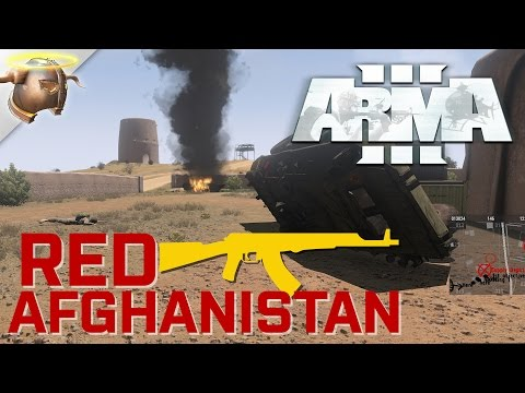 "ARMA 3: RED AFGHANISTAN | Custom mission ""Killin' Kommies"" by Tylore"