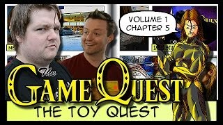 The Game Quest, Volume 1 Chapter 5 - 'The Toy Quest'