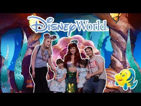FLORIDA VLOGS | DISNEY WORLD MAGIC KINGDOM 2018