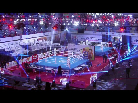 AIBA Women's World Boxing Championships New Delhi 2018 - Session 1B