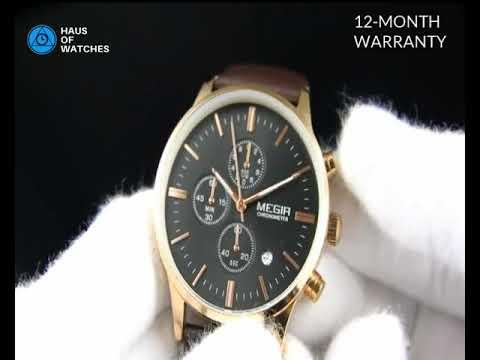 Urban Gentleman I - Affordable Luxury Watch 2018