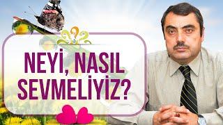 Mustafa KARAMAN - Neyi, nasıl sevmeliyiz?