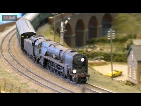 Erith Model Railway Society Exhibition  2015