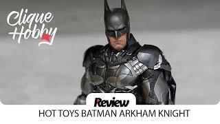 Review: BATMAN ARKHAM KNIGHT 1/6 Hot Toys - VGM 26 - Action Figure - Boneco - Brinquedo