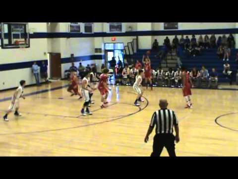 Troy Cagle Sophmore Highlights
