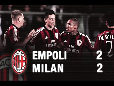 Empoli-Milan 2-2 Highlights | AC Milan Official