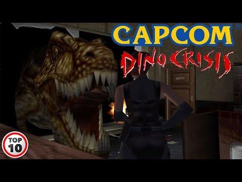 Top 10 Video Games Capcom Needs To Remaster