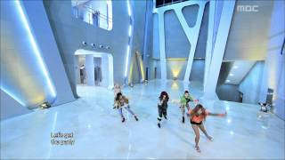 GLAM - Party (XXO), 글램 - 파티 (XXO), Music Core 20120901 Mp3