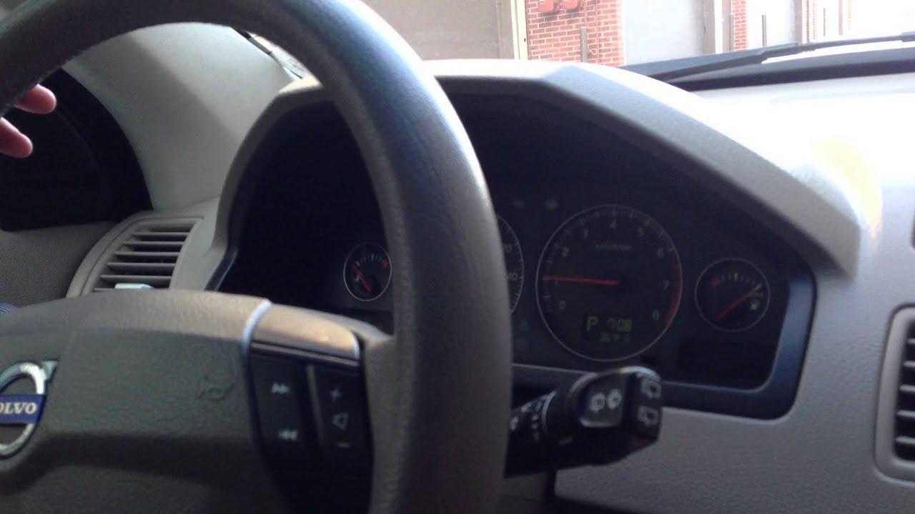 Volvo Xc 90 Engine Stalling Problem Youtube