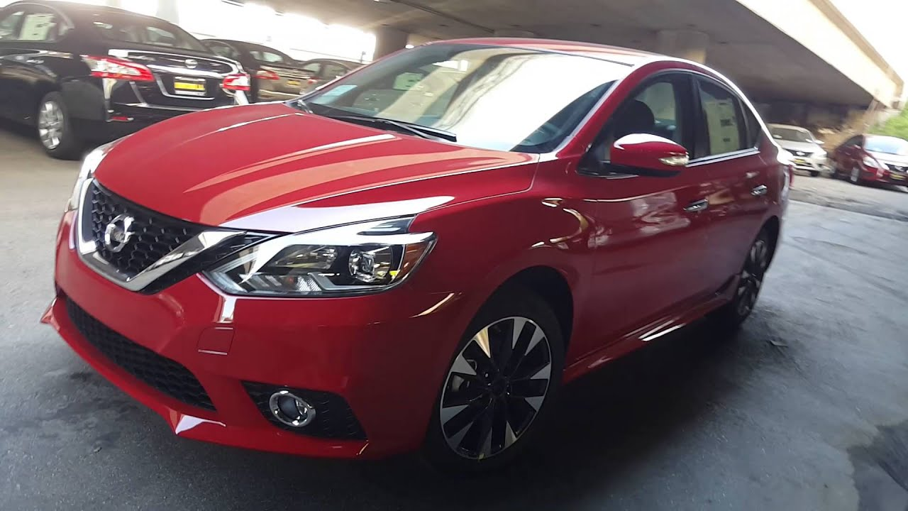 2016 Nissan Sentra Sv >> 2016 Nissan Sentra SR In-Depth - YouTube