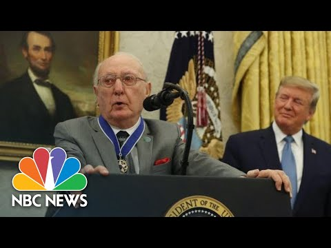 NBA Great: Medal Of Freedom 'Allows Me To Complete My Life Circle' | NBC News