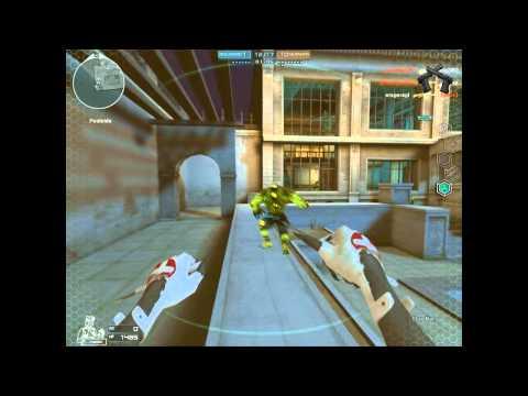 [CFNA/UK] Hero Mode X Map: Mansion