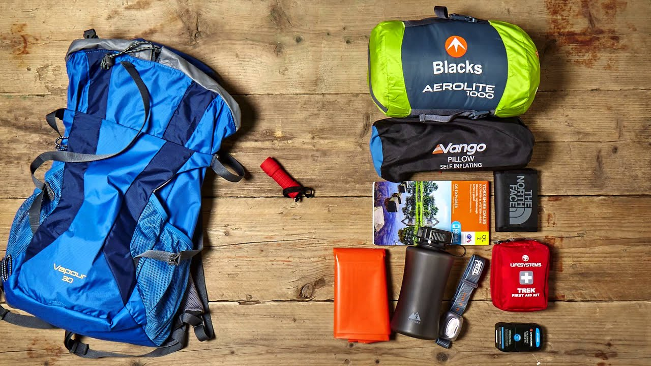 Backpack Pillow Backpacks What To Pack For Day Hikes Travel Youtube