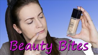 Beauty Bites: Dior Forever Perfect Foundation DiorSkin | 2018) | Claire Tutorials